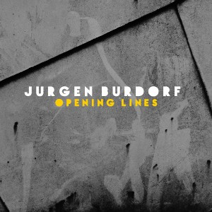 Jurgen Burdorf - Opening Lines