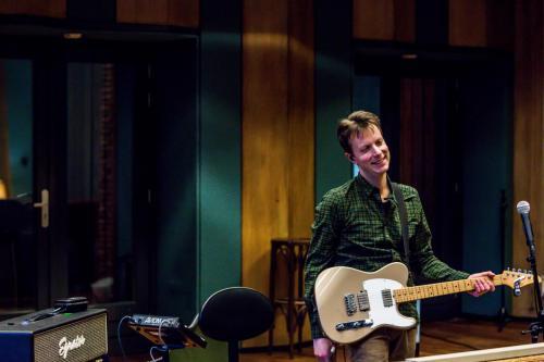 Jurgen Burdorf, Suhr Guitar, Egnater - Jurgen Burdorf Band in Wisseloord 2018