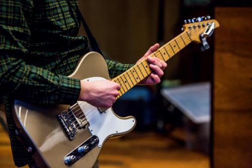 Jurgen Burdorf, Suhr Guitar - Jurgen Burdorf Band in Wisseloord 2018
