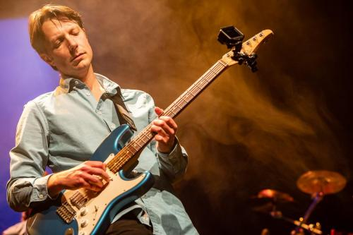 Jurgen Burdorf - Jurgen Burdorf Band Live in Parkvilla, Alphen aan den Rijn, 2020