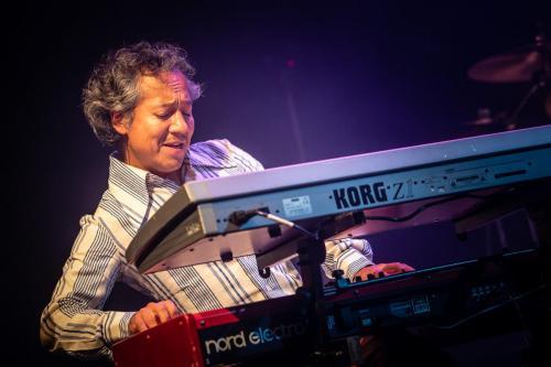 Tico Pierhagen - Jurgen Burdorf Band Live in Parkvilla, Alphen aan den Rijn, 2020